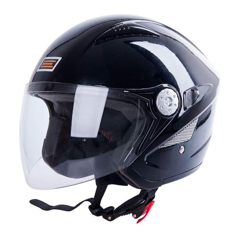 Moto helma ORIGINE V529 pearl black Velikost L (59-60)
