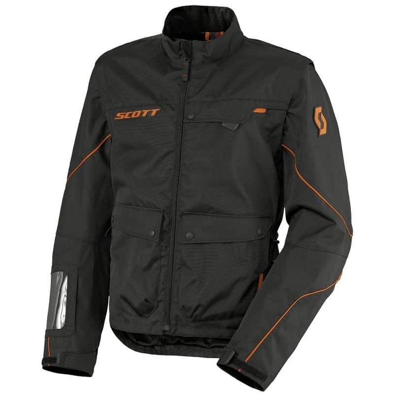 Moto bunda SCOTT Adventure 2 Barva černo-oranžová, Velikost M (46-48)