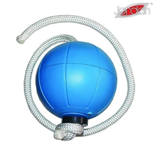 Loumet rope ball JORDAN 2 kg modrý
