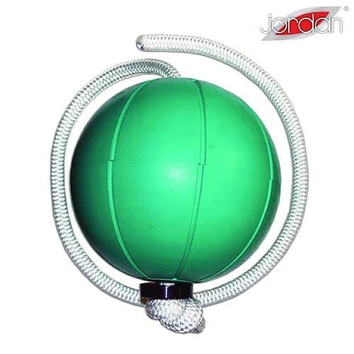 Loumet rope ball JORDAN 3 kg zelený