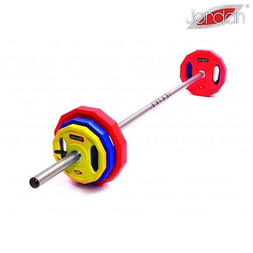 JORDAN FITNESS Studio Barbell tyč 30 mm