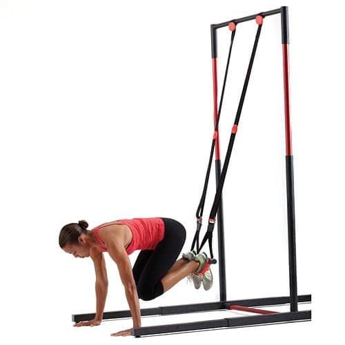 Závěsný posilovací systém Jordan fitness - Jungle gym XT