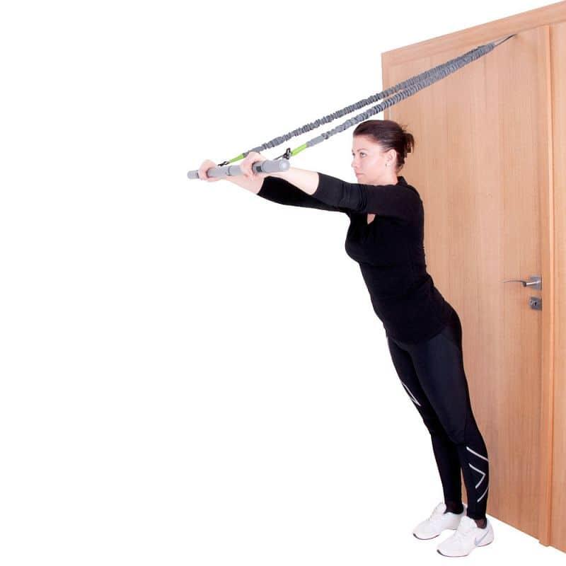 Tyč na cvičení inSPORTline Excibar