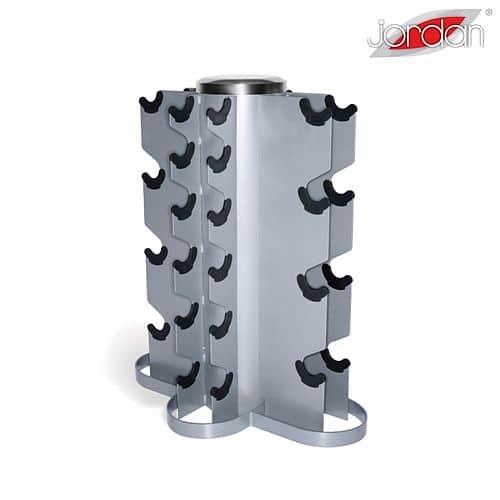 Stojan na činky JORDAN Fitness 2-20 kg
