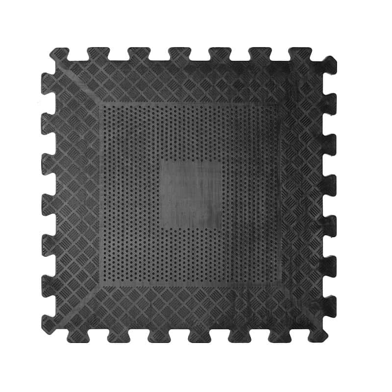 Zátěžová podložka inSPORTline Rubber 0,6 cm