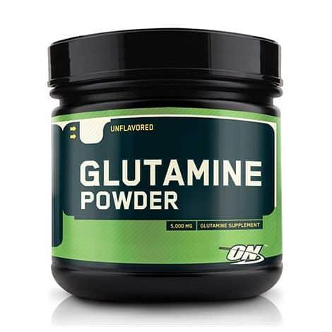 Optimum Glutamine Powder 600g