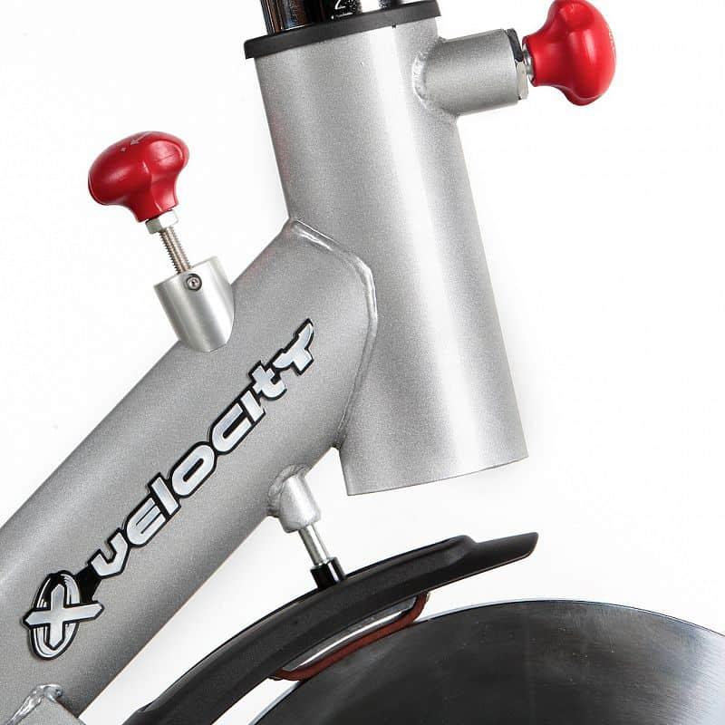 Cyklotrenažér Steelflex XS-02