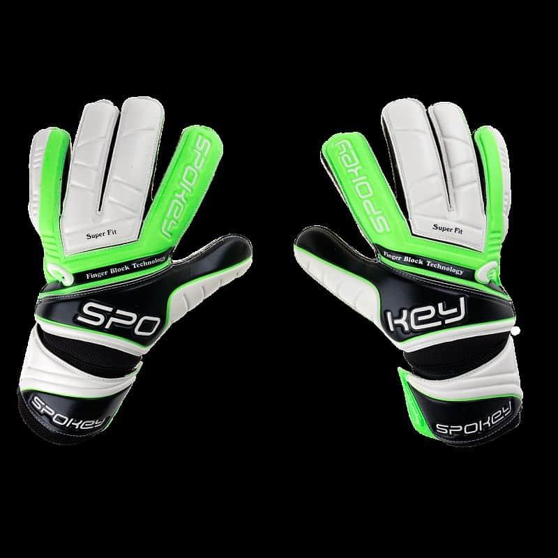 TOUCH Brankářské rukavice zelené