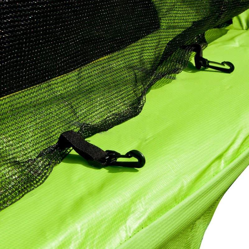 Trampolínový set inSPORTline Froggy PRO 244 cm