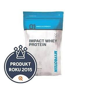 Impact Whey Protein 1000g Vanilka