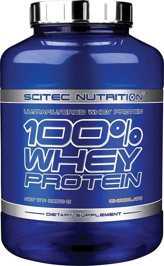 100% Whey Protein Scitec 2350g