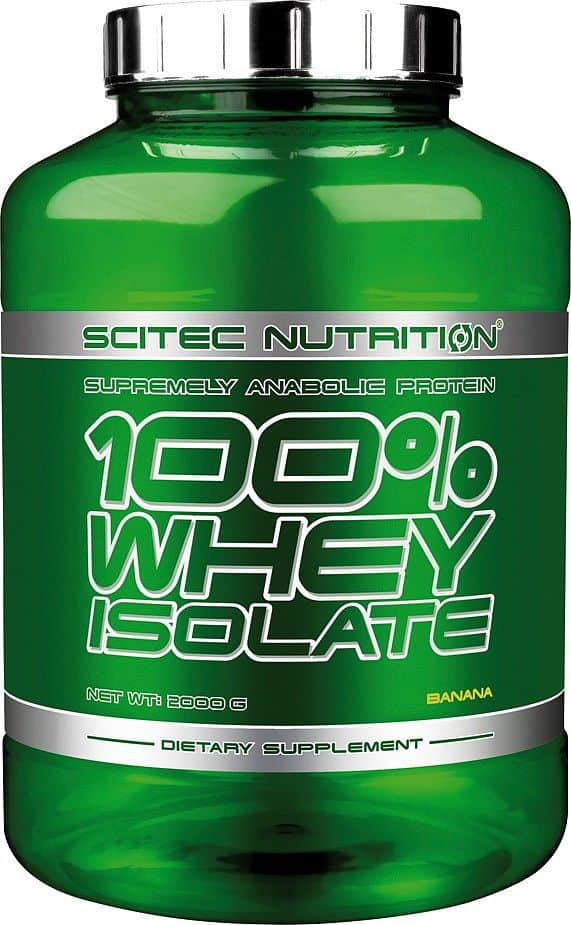 100% Whey Isolate Scitec 700g
