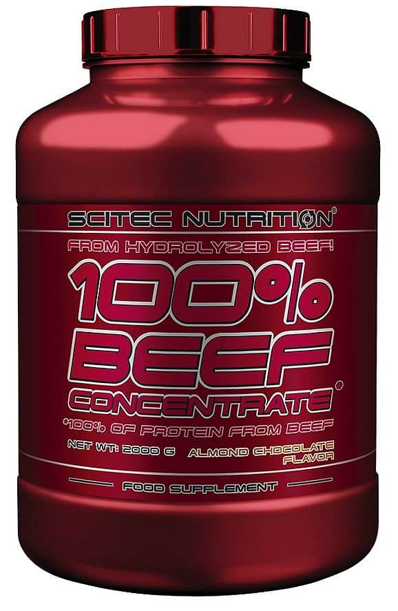 100% Beef Concentrate Scitec 2000g