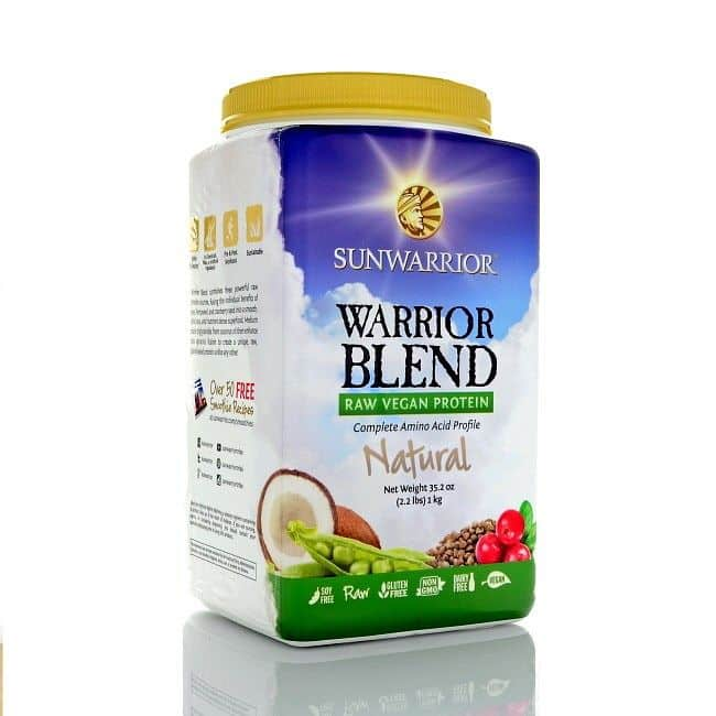 Sunwarrior Blend Prírodné 1 Kg