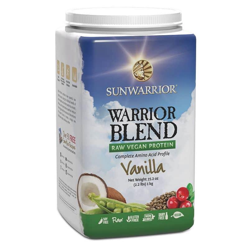 Sunwarrior Blend Vanilkový 1 Kg