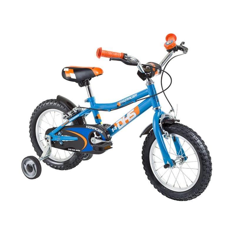 """Dětské kolo DHS Kid Racer 1601 16"""" - model 2015"""