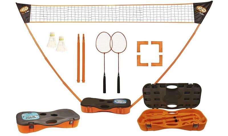 Badmintonový herní set pro 2 osoby