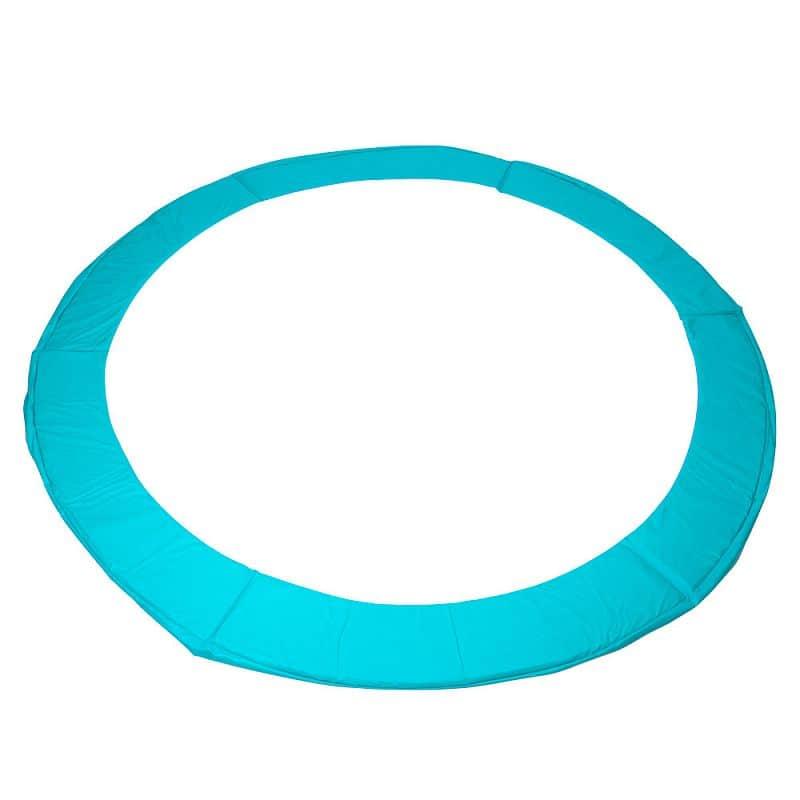 Kryt pružin na trampolínu inSPORTline 457 cm - zeleno-modrý