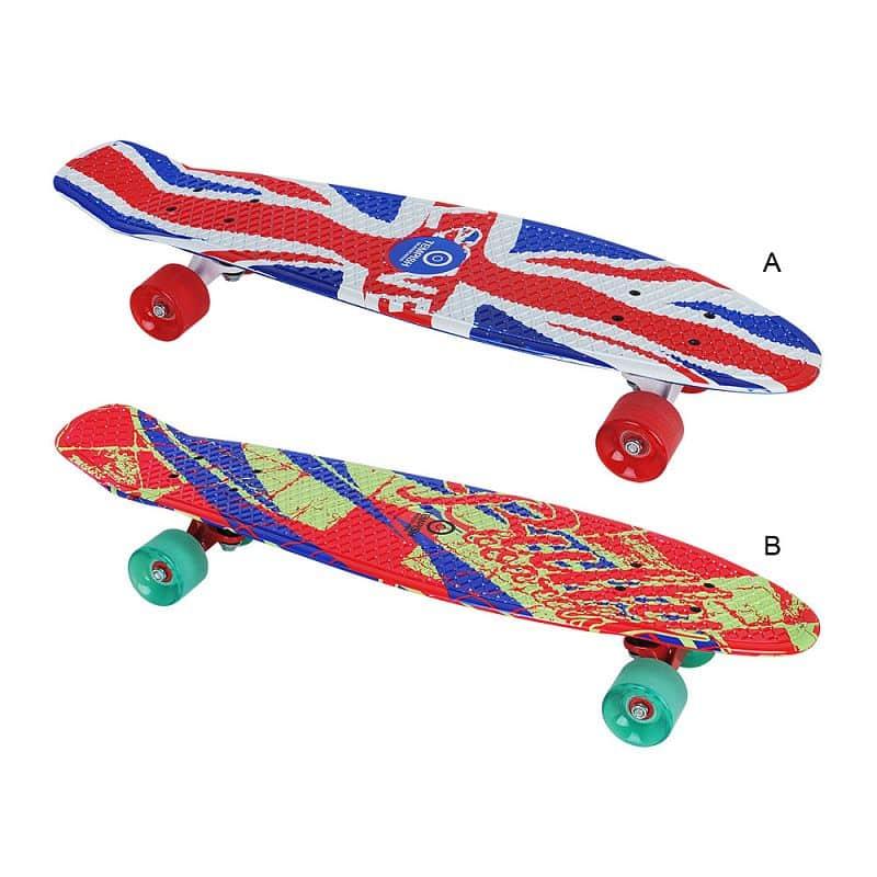 Pennyboard BUFFY 28'' UNIQUE skateboard varianta A: England
