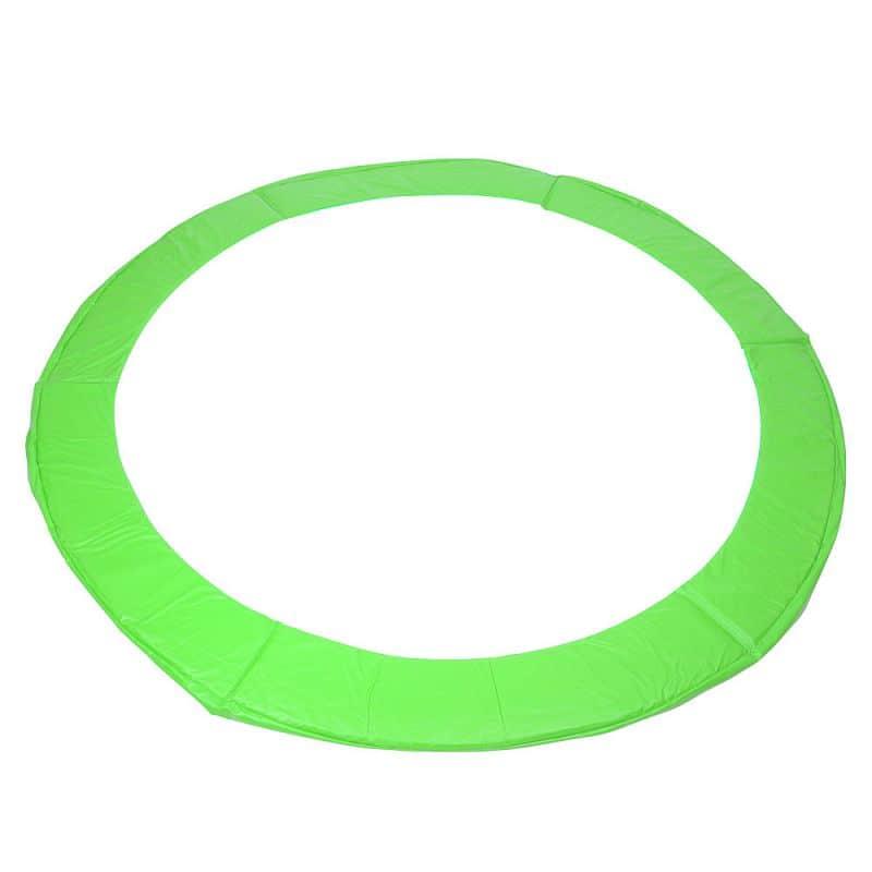 Kryt pružin na trampolínu 244 cm - zelená