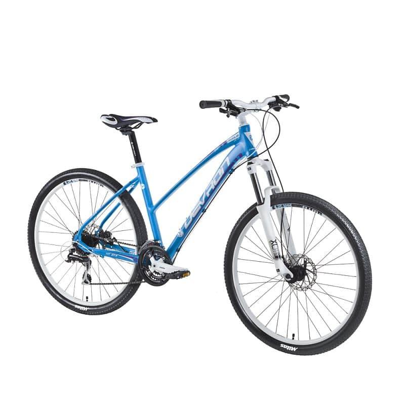 """Dámské horské kolo Devron Riddle LH0.7 27,5"""" - model 2016 Barva Laguna Blue, Velikost rámu 15,5"""""""