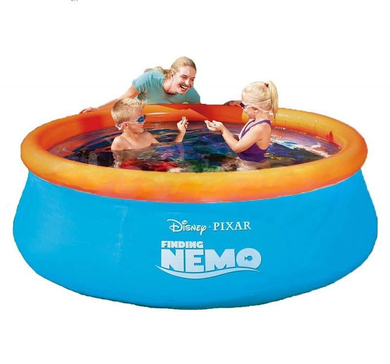 Bazén Bestway Fast set - Hľadá sa Nemo 3D + okuliare