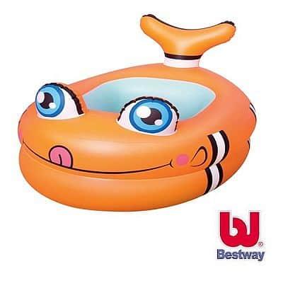 Dětská nafukovací vanička Bestway 89 x 61 x 58 cm