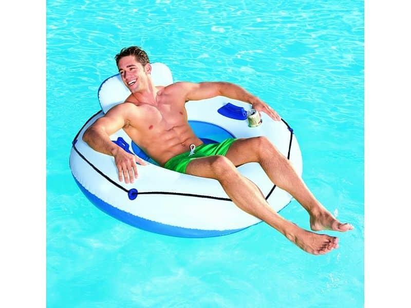 Nafukovací křeslo na vodu Bestway Luxury Lounge