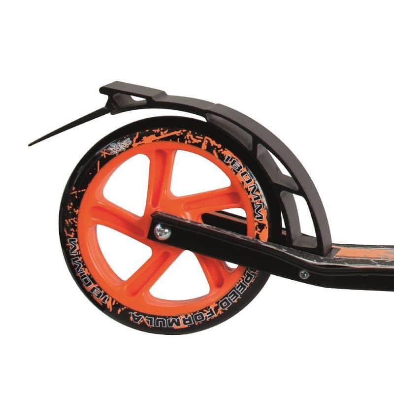 Skládací koloběžka Authentic NoRules 180 oranžovo-černá