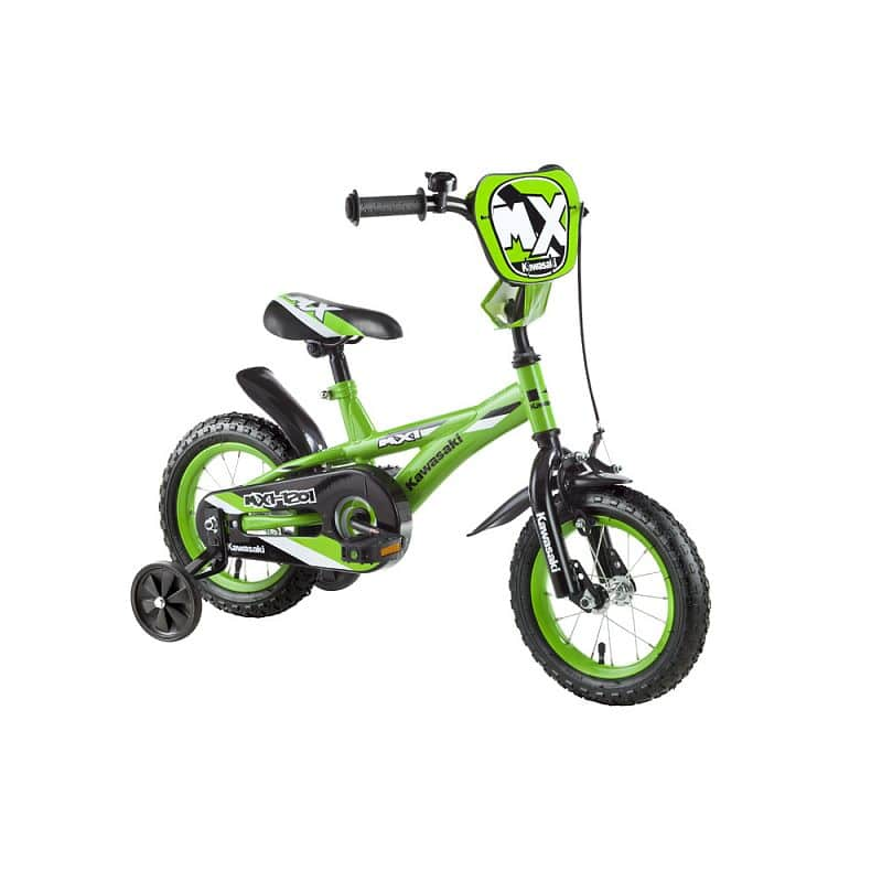 "Detský bicykel KAWASAKI Shrimp 12"""