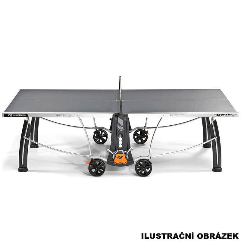Stůl na stolní tenis CORNILLEAU 300 S Outdoor Modrý