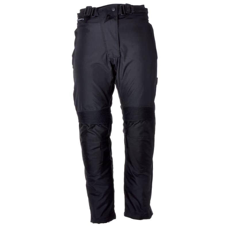 Dámské motocyklové kalhoty ROLEFF Kodra Barva černá, Velikost L