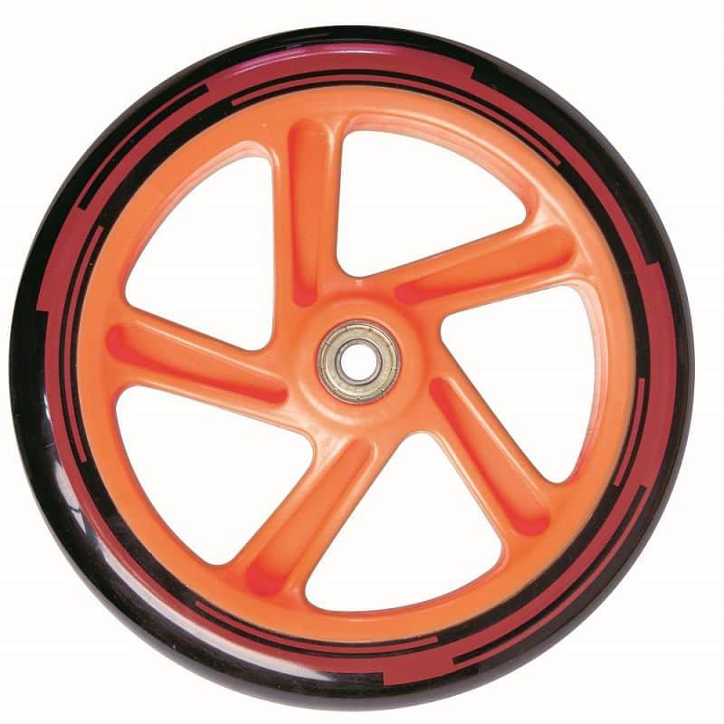 Skládací koloběžka Authentic Muuwmi 180 OR černo-oranžová