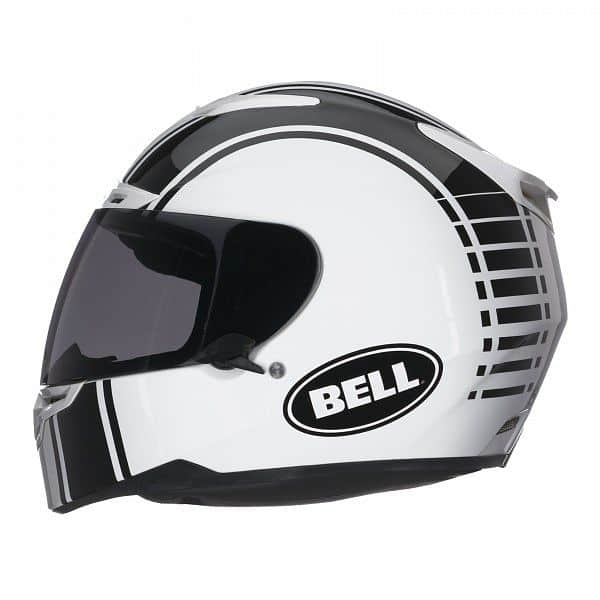 Moto přilba BELL RS-1 Liner Pearl White