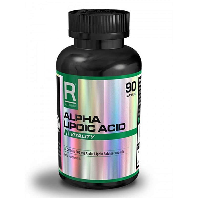 Alpha Lipoic Acid 90kps. - VÝPRODEJ