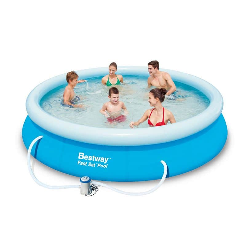 Bazén rodinný Bestway 366 x 76 cm s pískovou filtrací
