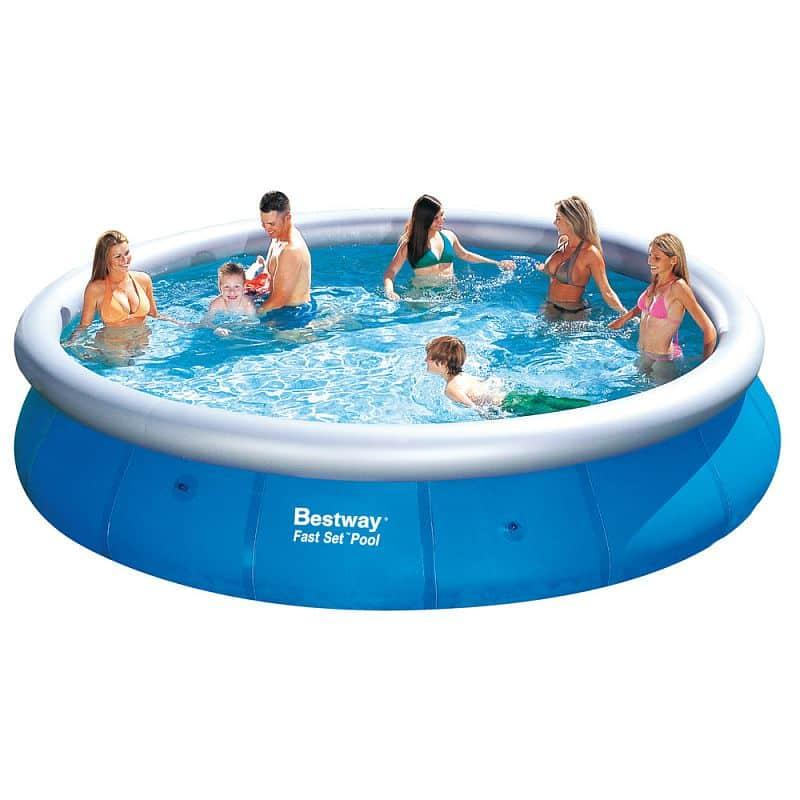 Bazén rodinný Bestway 457 x 91 cm