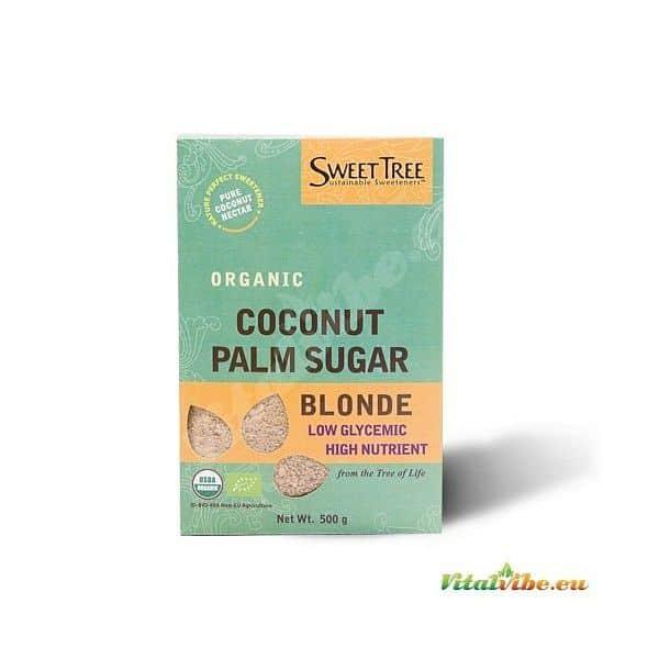 Kokosový cukr BIO - 500 g - VÝPRODEJ