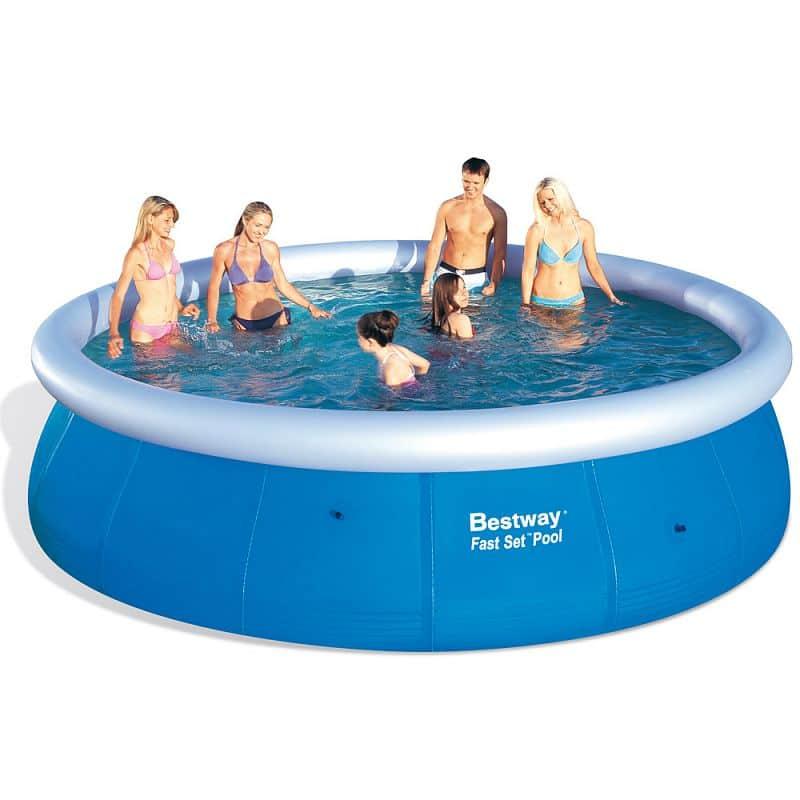 Bazén rodinný Bestway 457 x 107 cm s pískovou filtrací