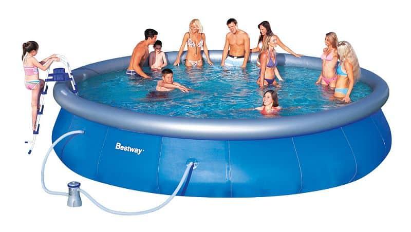 Bazén rodinný Bestway 549 x 107 cm s filtráciou a doplnky