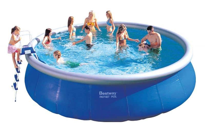 Bazén rodinný Bestway 549 x 122 cm s filtrací a doplňky