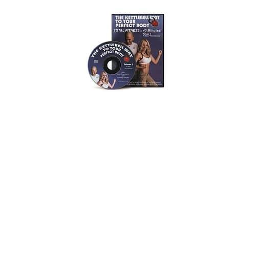 JORDAN ACADEMY*ART OF STRENGHT* KETTLEBELL DVD: Kettlebell way vol2