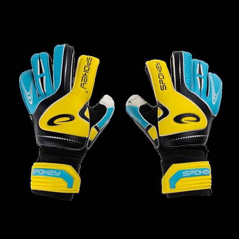 SUPPORT Brankářské rukavice žluté