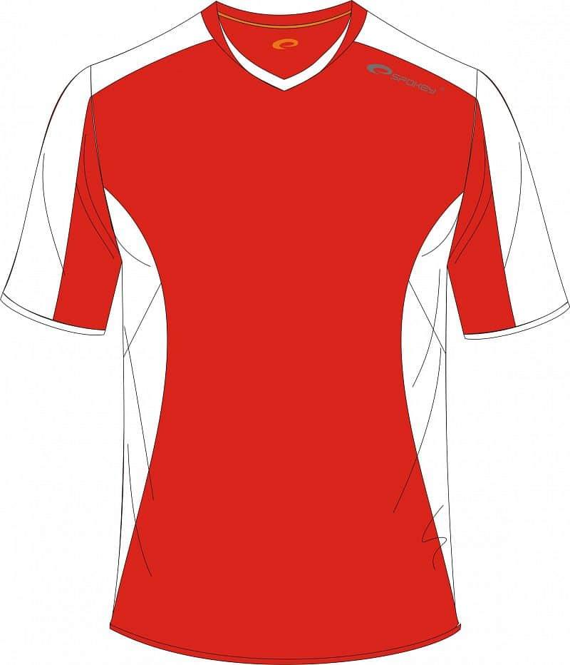 Fotbalové triko červené S- XXL