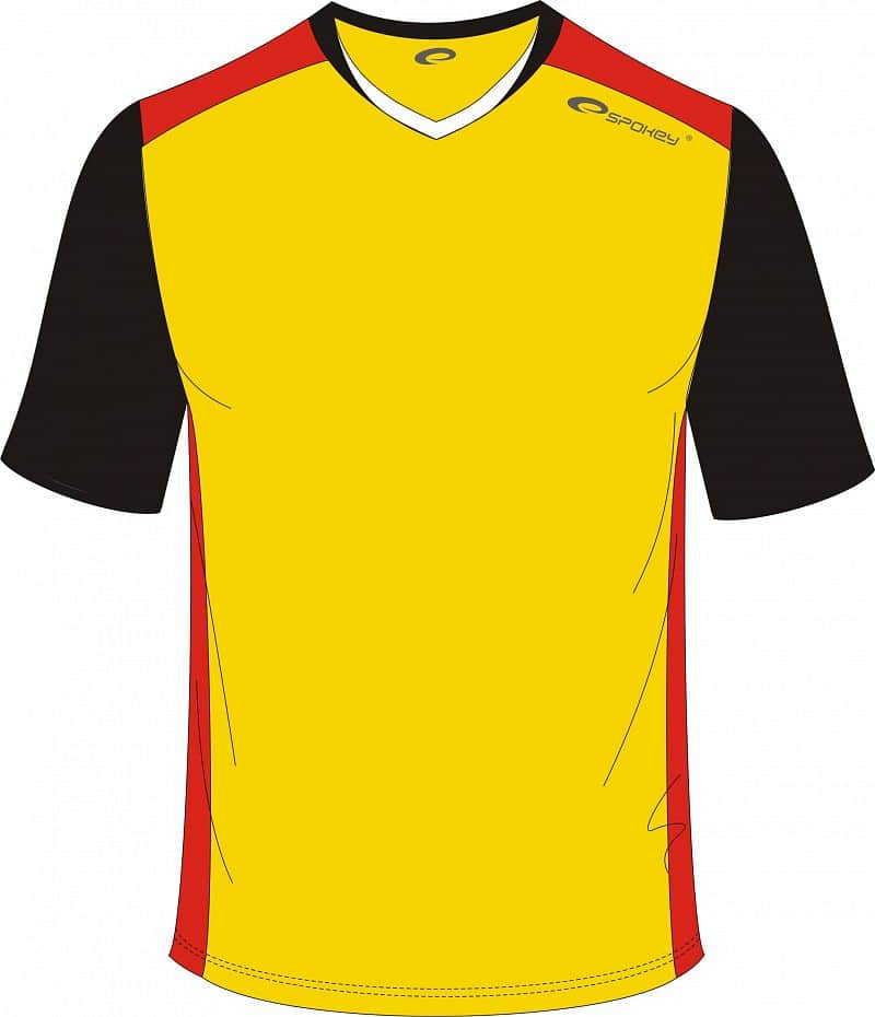 Fotbalové triko žluté