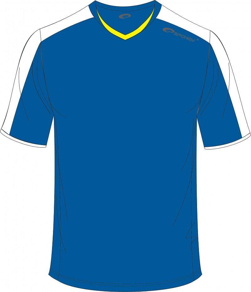 Fotbalové triko modré S - XXL