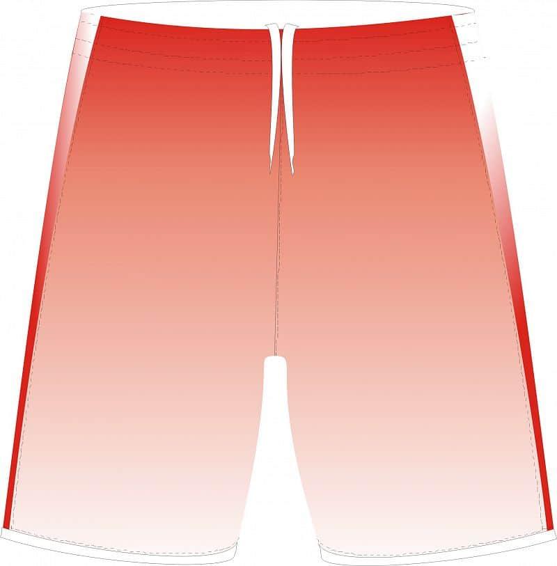 Fotbalové šortky červené S - XXL