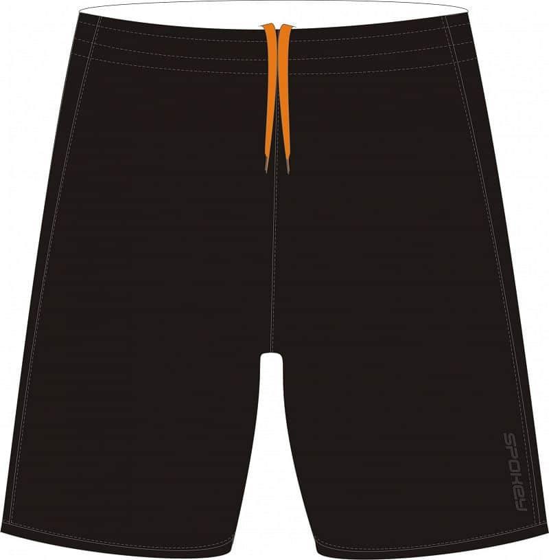Fotbalové šortky černé S - XXL
