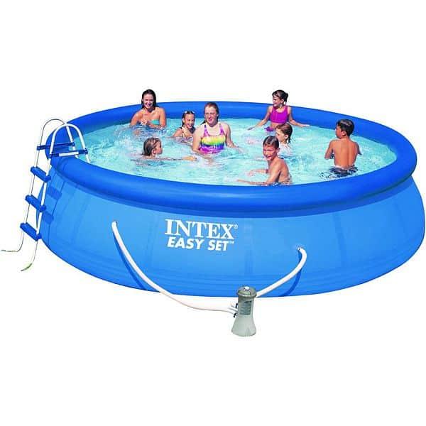 Bazén Intex EASY SET 457 x 122 cm