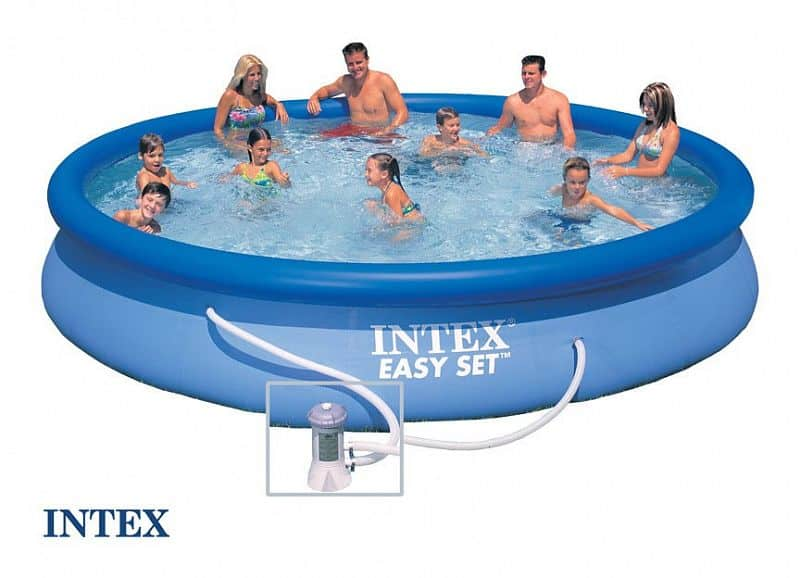 Bazén Intex EASY SET 457 x 84 cm